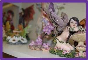 Some of our beautiful figurines