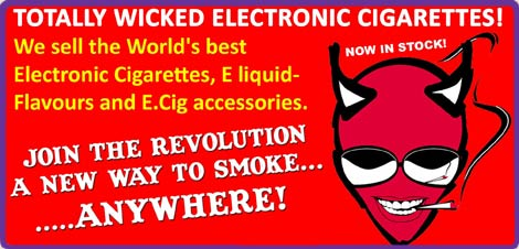 Totally Wicked E-Cigarettes